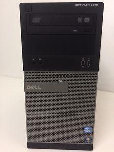 Multimedia-PC (oder günstige Gaming-PC-Basis): Dell Optiplex 3010 (i5-3470, 4GB RAM, 250GB HDD, DVD-Brenner, 265W [Standard ATX = austauschbar], Win 7 Pro) für 129€ [gebraucht] [Ebay]