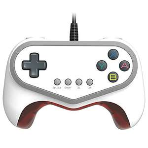 Hori Pokken Tournament Pro Pad — Arcade-Controller für WiiU, Switch und PC @Amazon.co.uk
