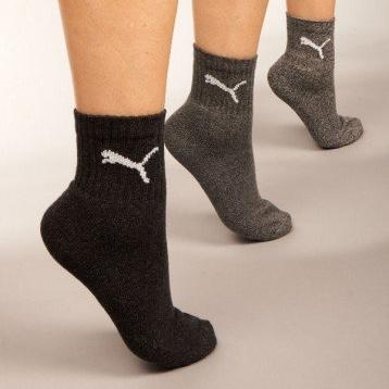 Puma Unisex Short Crew Socken 18er Pack, viele verschiedene Farben zur Auswahl