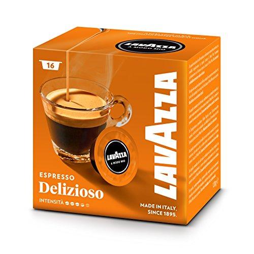LAVAZZA a modo mio Espresso Delizioso 2x 16 Stück (PVG 10,24 - 11,98)