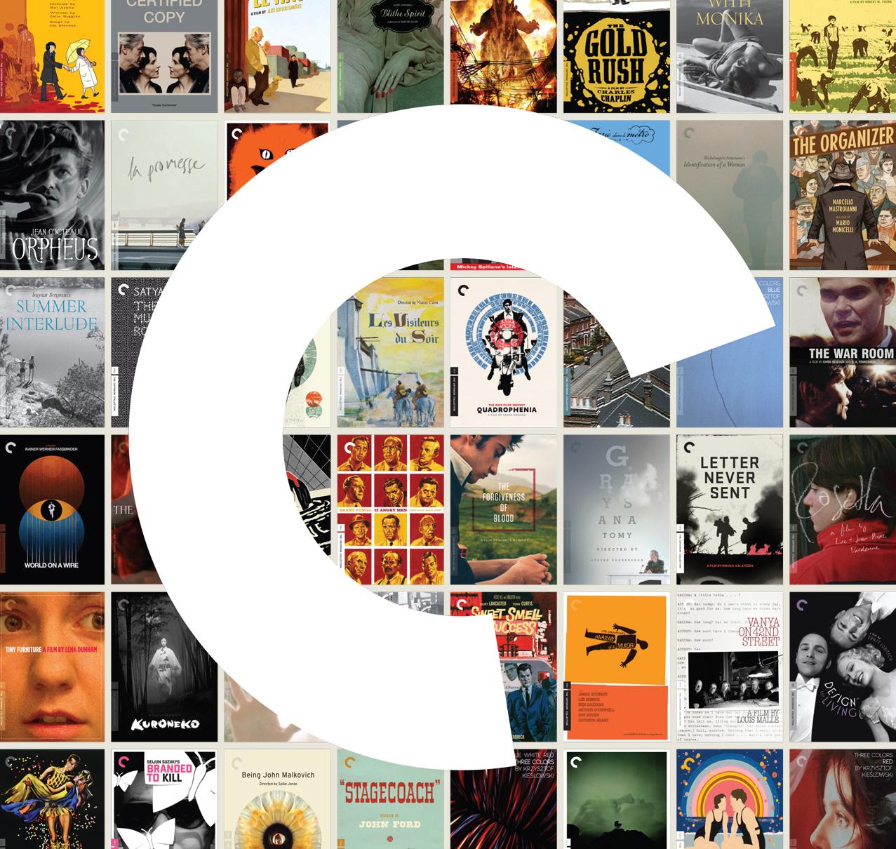 The Criterion Collection 50% Sale, über 800 Blu-Rays & DVDs für Cineasten [USA]