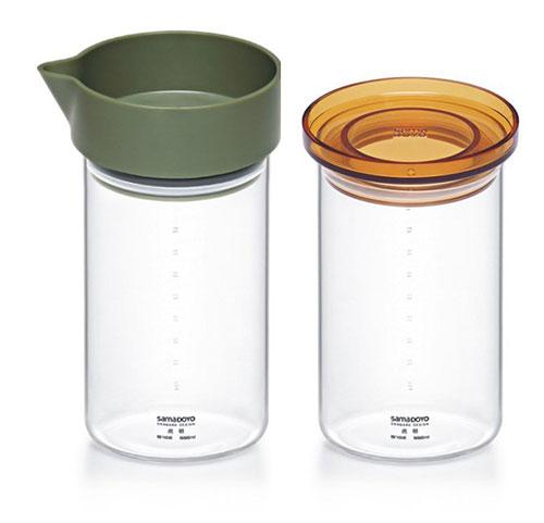 Aufbewahrungsdosen aus Borosilikatglas ab 3,99 €, Hitze- und Kältebeständig, Deckel mit Silikondichtung.