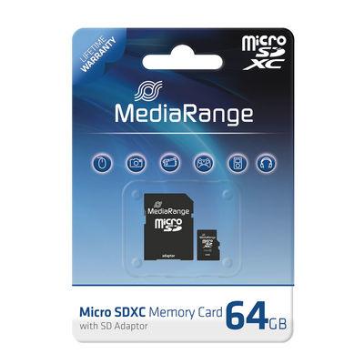 [Real Marktanlieferung] MicroSD Karte 64GB für 6,37 Euro