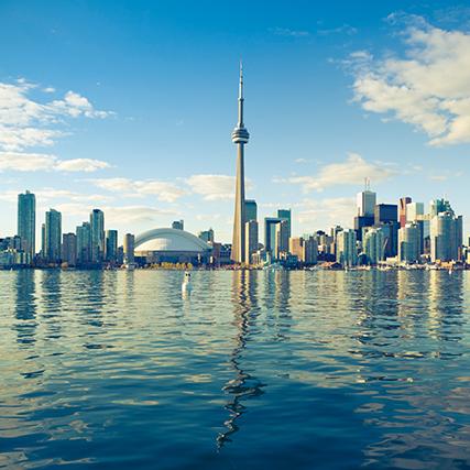 Flüge: Kanada [Mai 2018] - Star Alliance Flüge von Düsseldorf nach Toronto ab nur 303€ Hin- und Rückflug