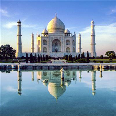 Flüge: Indien [Januar - März] - Star Alliance Flüge von Luxemburg nach Neu-Delhi ab nur 318€ Hin- und Rückflug
