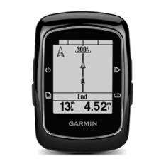Gearbest - GARMIN Edge 200 GPS Bicycle Computer IPX7 Waterproof  -  BLACK + Kostenlose Satteltasche