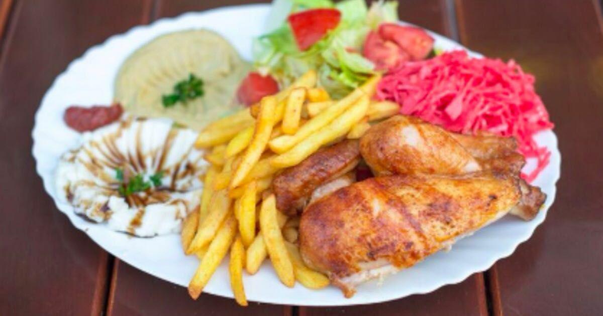 [Lokal: Essen] Halbes Hähnchen + Pommes + Salat für 3.50€ @Chicken City