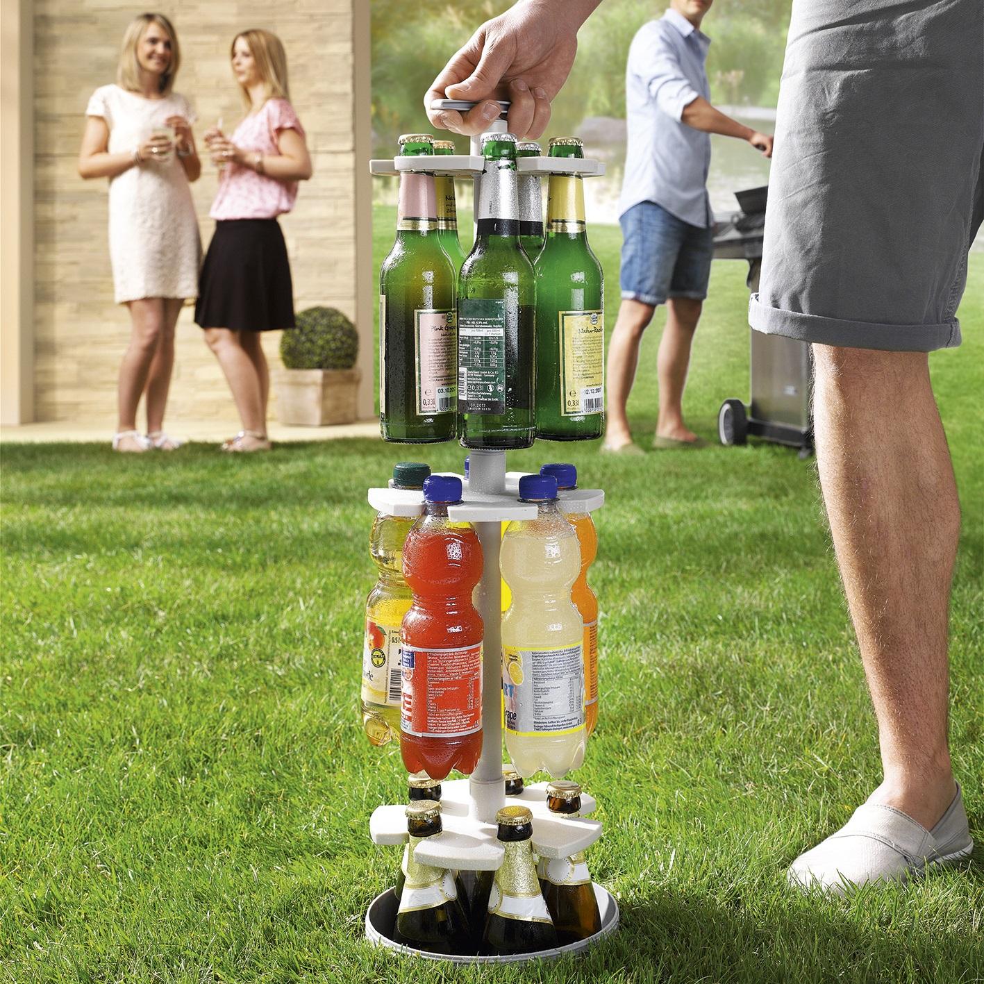 EASYmaxx Flaschenkühler für Garten, Erdloch-Bier-Kühler