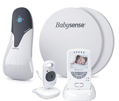 Audioline Babysense 5 - Sensormatte zur Atmungsüberwachung