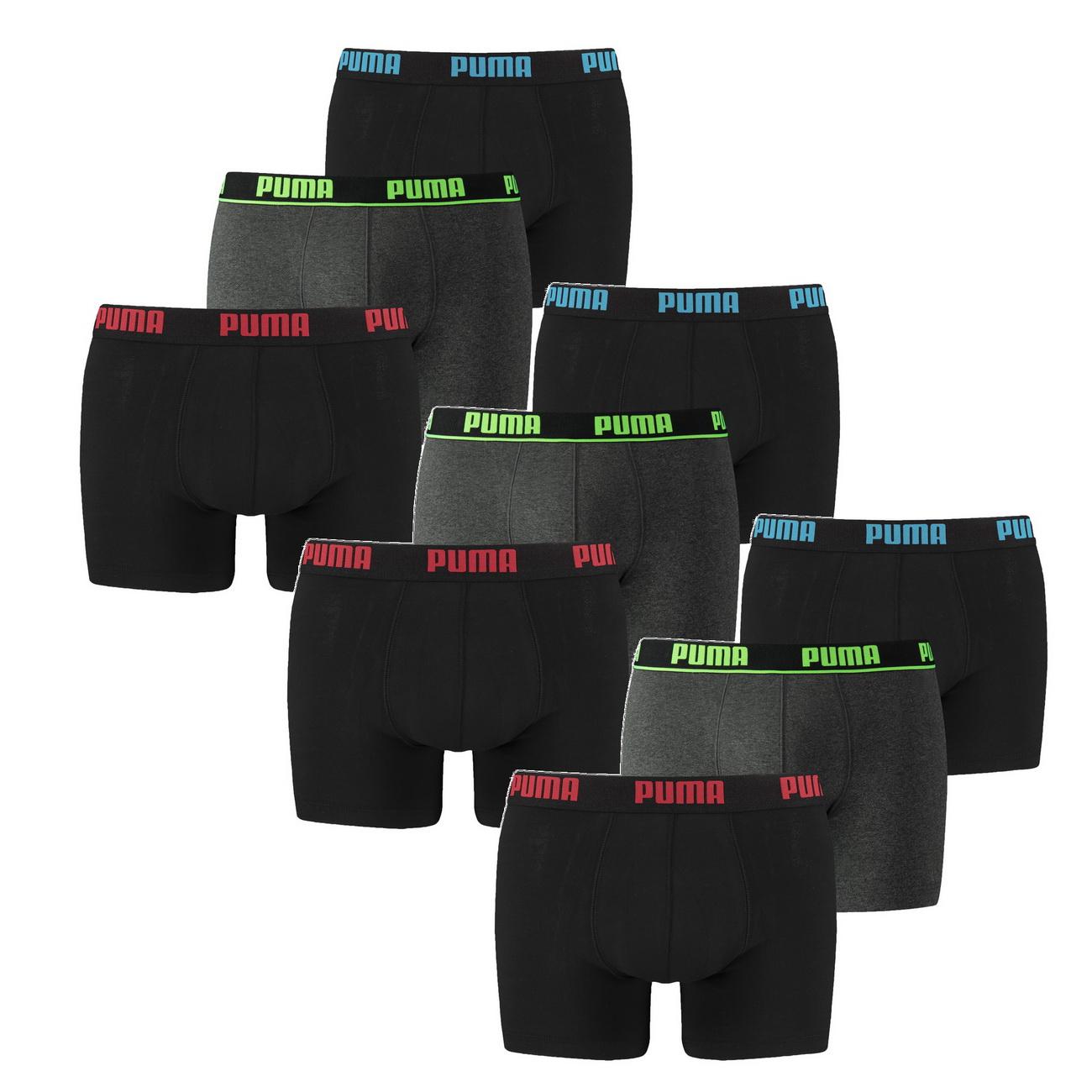 [MyBodywear] 9x PUMA Boxershort S - XL (Verschieden Farben) -> 4,33€ pro Stk. // 6x Boxershort S - XL -> 5,16€ pro Stk. *UPDATE*