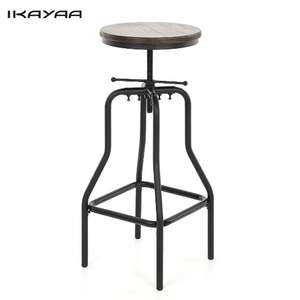 IKAYAA Barhocker industrial/steampunk design 23,16€ (statt 53,99€ idealo)