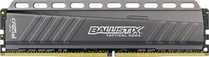 Crucial Ballistix Tactical DDR4-2666 8GB (1x 8GB) für 43,99€ [Amazon]