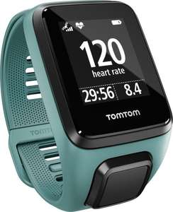 [Amazon.it] TomTom Spark 3 GPS & Cardio-Fitnessuhr small aqua (1RK0.002.02)