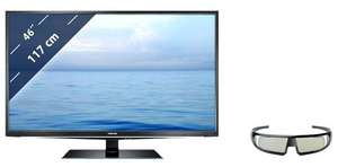 Toshiba 46 TL 838 G 3D-Full-HD Edge-LED-TV inkl. 3D-Brille, 4x HDMI, 1x Scart, 1x CI+ @ebay 579€