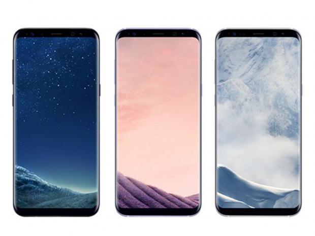 Samsung Galaxy S8+ für 679€