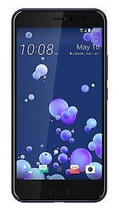 HTC U11 4G LTE (Dual Sim) 128GB 6GB ohne Simlock Android Smartphone NEU - Blau