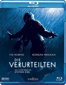 (Amazon Prime) Die Veurteilten [The Shawshank Redemption] (Blu-ray) für 6,97€