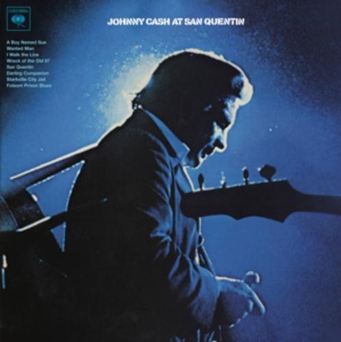 Johnny Cash At San Quentin LP (Vinyl) für 17,59€ inkl. Versand