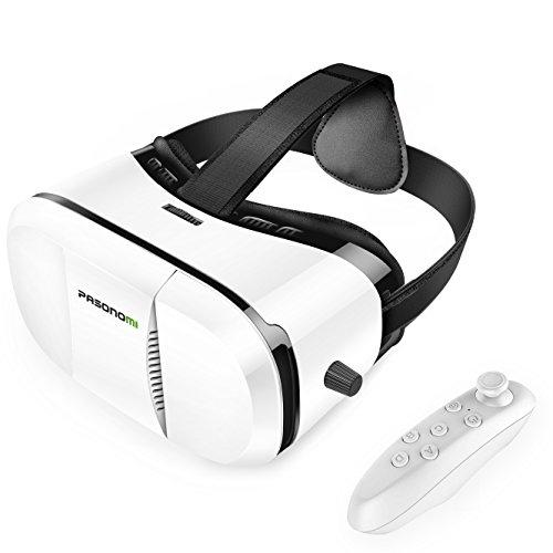 Amazon Prime - VR Brille mit Controller - Pasonomi Virtual Reality Brille mit Bluetooth Fernbedienung für 5,99 inkl. VSK