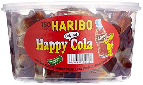 [PRIME] 3,6 kg Haribo Happy Cola (3x 1,2kg) für 14,04€ oder 3 kg für 11,22€- amazon.de