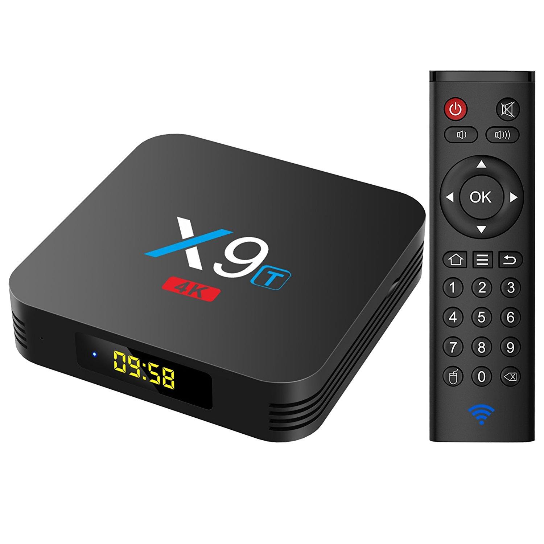 Bqeel X9T Android 6.0 TV Box mit S912 Octa-Core CPU / 2GB RAM + 16GB eMMC