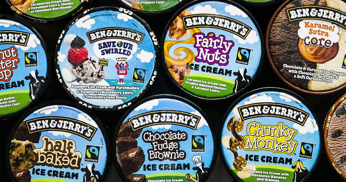 Ben & Jerry's 4,44 statt 5,99 in allen tegut-Märkten