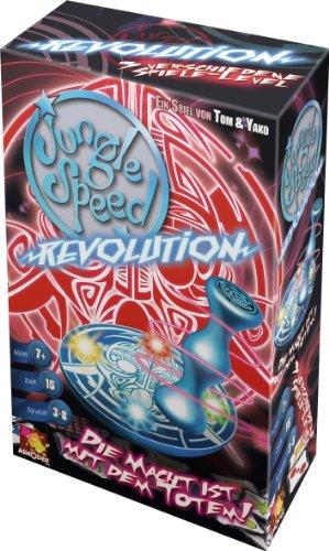 [Amazon] Asmodee Jungle Speed Revolution