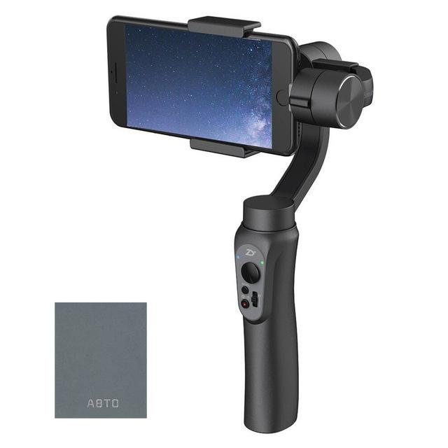 Zhiyun SMOOTH Q 3-achsen Hand Gimbal für Smartphones und Actioncam`s