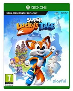 Super Lucky's Tale (Xbox One) für 22€ (Base.com)