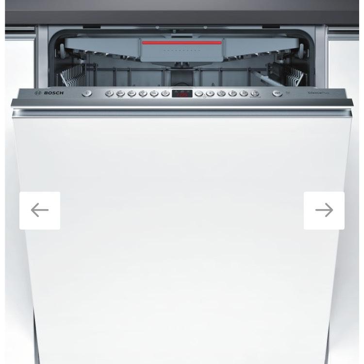 Bosch Geschirrspüler SMV46KX01E bei Medimax für 379€ bei Abholung
