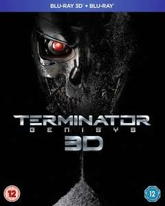 Terminator 5 - Genisys (3D Blu-ray + Blu-ray + UV Copy) für 6,37€ (Zoom.co.uk)