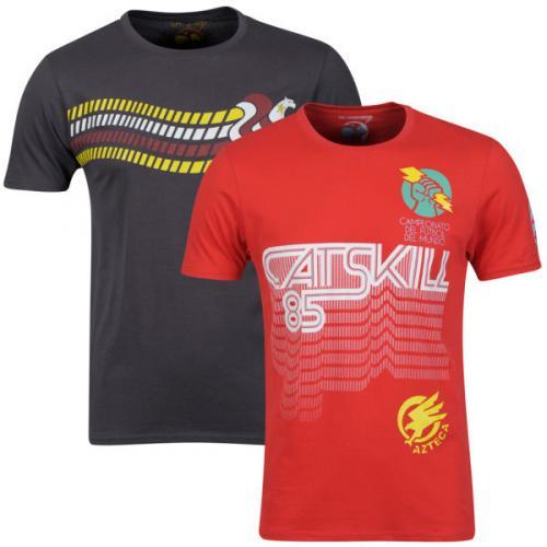 "Catskill T-Shirt 2er-Pack ""Laker "" für 12.78€ @Thehut"