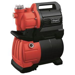 (ebay wow) Hauswasserwerk Scheppach WW1100-AB Special Edition 4,5 Bar für 99€ inkl. Versand