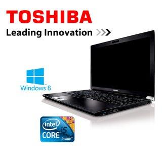 Toshiba Tecra R950 (15,6'' HD matt, i5-3340M, 4GB RAM, 128GB SSD, UMTS, Trackpoint, Wartungsklappen, Win 8 Pro) für 209€ oder inkl. Docking Station für 219€ [gebraucht] [IT-Depot]