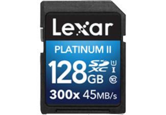 Lexar Platinum II 300x SDXC mit 128GB für 34,99€ versandkostenfrei [Mediamarkt]