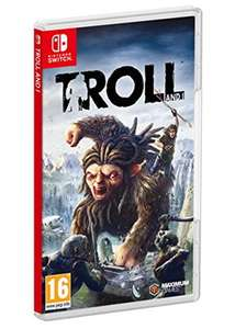 Troll and I (Nintendo Switch) für 22,22€ (Base.com)