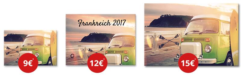 meinxxl.de 120x80 Leinwand für 12€