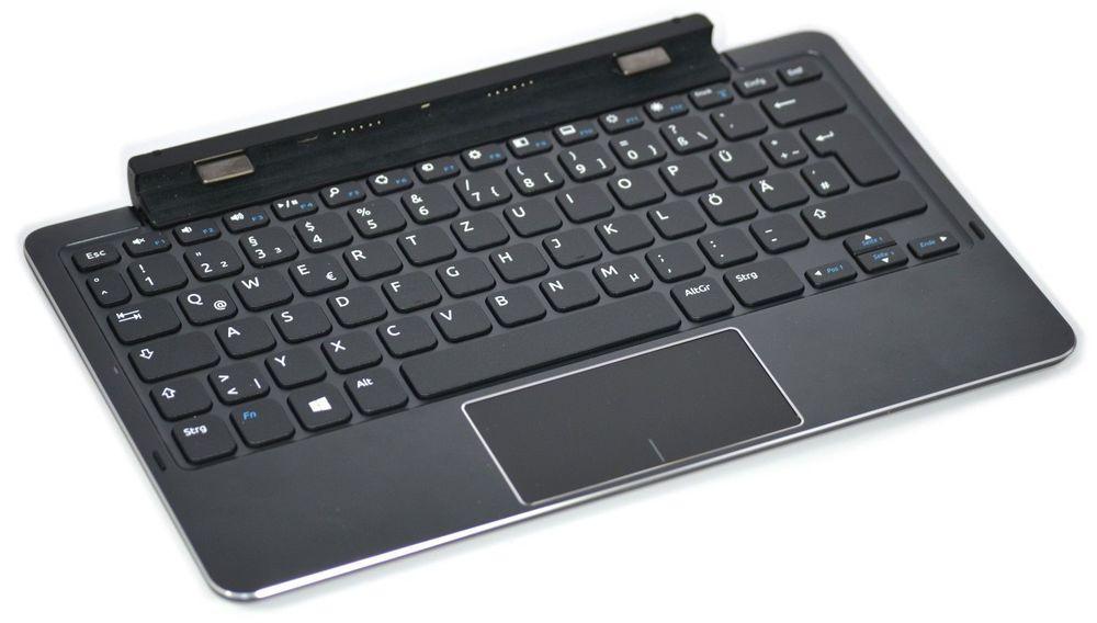 Dell Venue 11 Pro Tastatur Keyboard mit integriertem Akku DEUTSCH