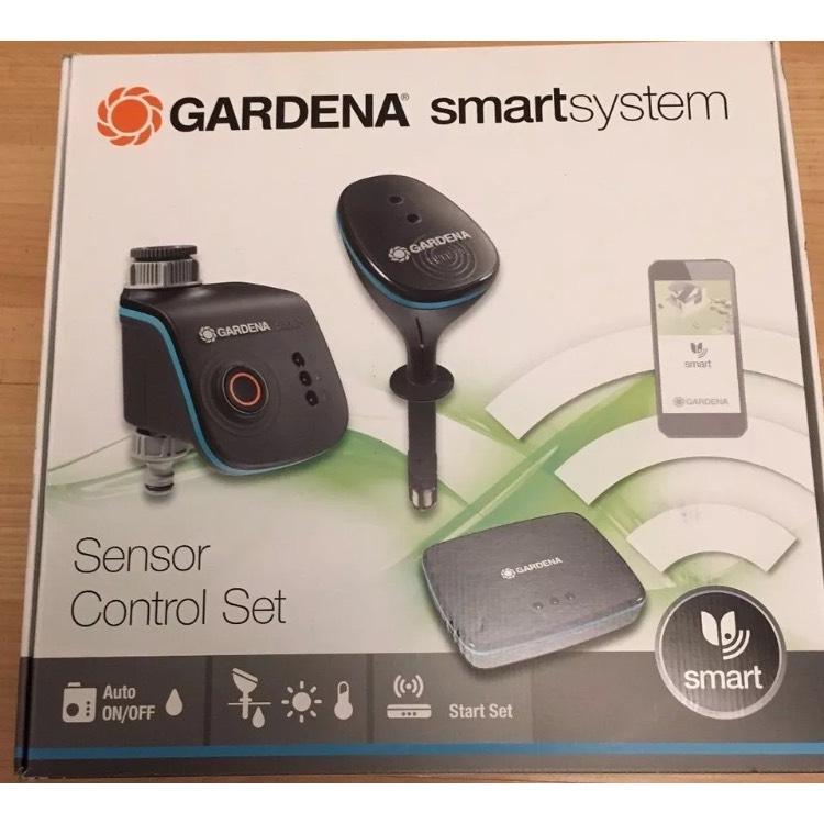 GARDENA 19102-20 Smart Sensor Control, Bewässerungssystem