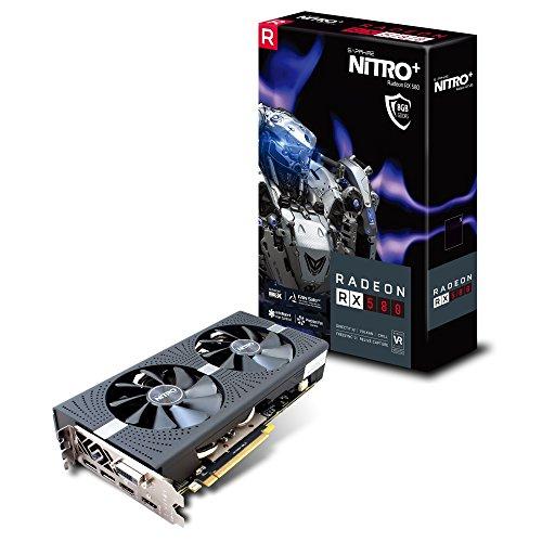 Sapphire Radeon RX 580 NITRO+ 8GB GDDR5 für 270,19€ (Amazon.fr Vorbestellung)
