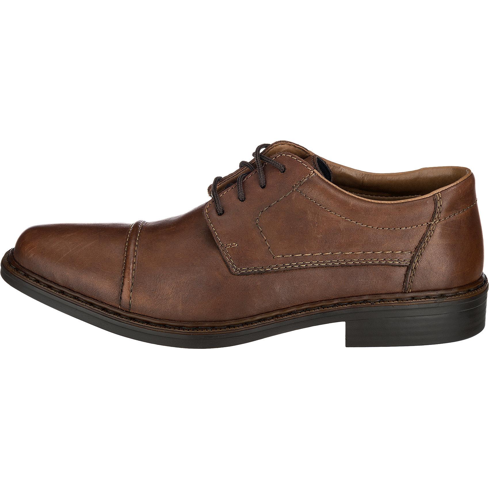 (Ebay) Rieker Business Schuhe braun 5767720 Business Schuhe (Bisher EUR 74,95)