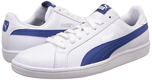 [ Prime ] Puma Smash Leather, Unisex-Erwachsene Tennisschuhe in Größe 43