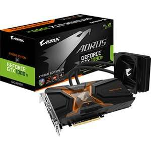[VibuOnline] Gigabyte GeForce GTX 1080 Ti AORUS Waterforce Xtreme Edition (AiO Wakü)