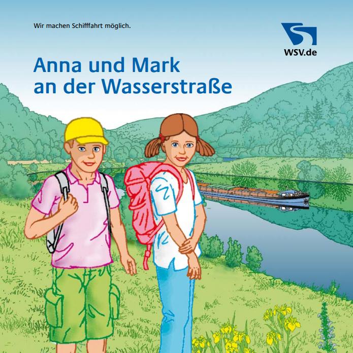 Pixibuch: Gratis Kinderbuch über die Wasserstraße
