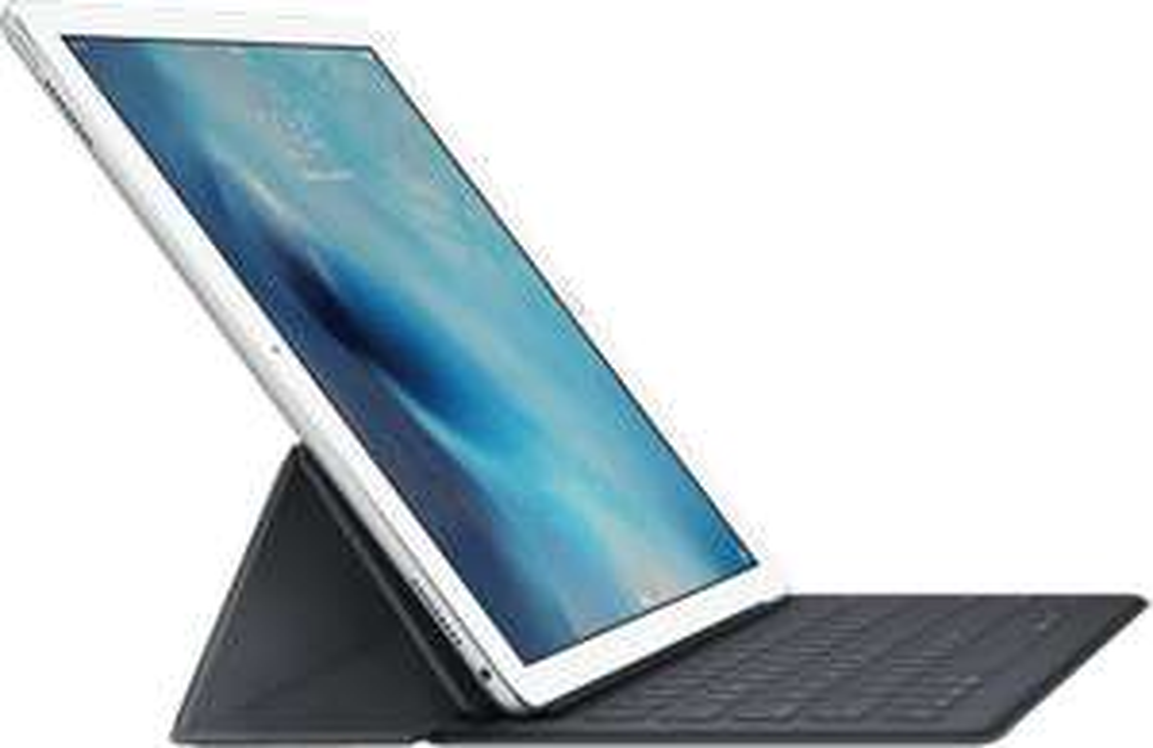 Apple iPad Pro Smart Keyboard US Grau [telekom.de] inkl. Versand 115,50 € statt 157,89 €