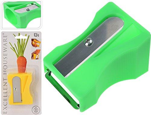 Gemüseschneider | Schäler / Anspitzer für Karotten, Gurken, Gemüse und Obst | 0,99€ [Marketplace] statt 4,99€