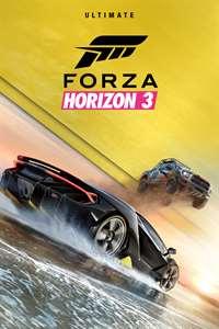 Forza Horizon 3 Ultimate Edition, VPN erforderlich Xbox/Win10