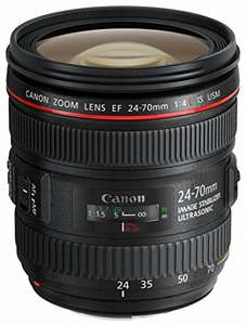 Canon EF 24-70mm f4 L IS USM - 77mm Filtergewinde