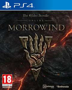 The Elder Scrolls Online: Morrowind (PS4) für 15.65€ [Amazon.co.uk]