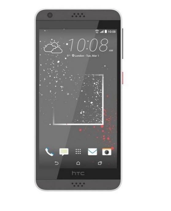 HTC Desire 630 Sprinkle White EU 35% (70€) Rabatt